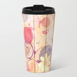 Unhappy Spring Travel Mug