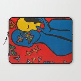 SKIN DEEP  (ORIGINAL SOLD)  #Society6  #decor  #buyart Laptop Sleeve