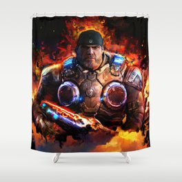g4 Shower Curtain