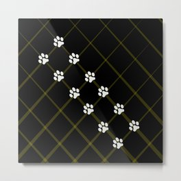 Where Is My Cat #society6 #decor #buyart #artprint Metal Print