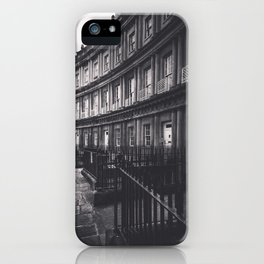 Bath Spa Streets iPhone Case