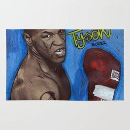 Mike Tyson Rug