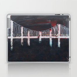 Night Bridge Laptop & iPad Skin