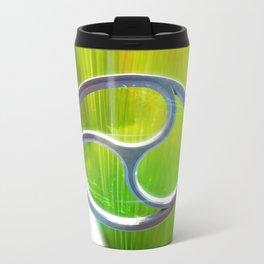 Sacred Geometry - Trinity 03 Metal Travel Mug