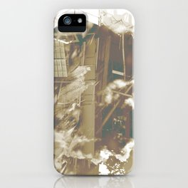 dreams often end iPhone Case