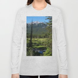 Beautiful Bow Valley Long Sleeve T-shirt