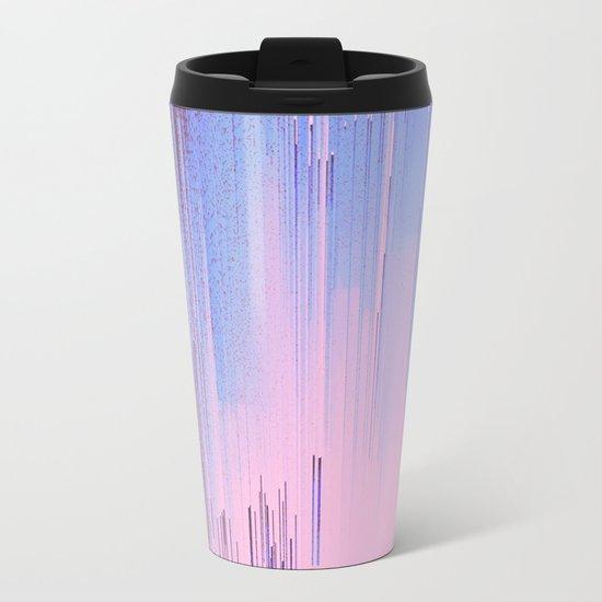 Quiet Inspiration Metal Travel Mug