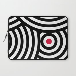 Cropped Roundels Laptop Sleeve