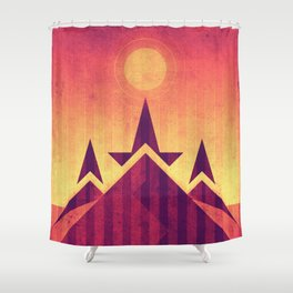 Venus - Arachnoids Shower Curtain