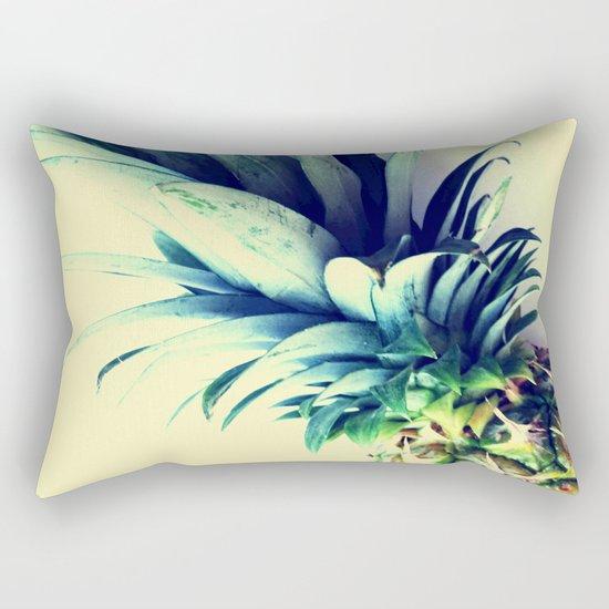 Tall pineapple Rectangular Pillow