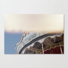Carousel Canvas Print