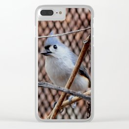 Chance encounter Clear iPhone Case