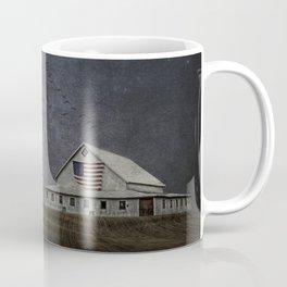 Goodnight, American Farm Coffee Mug