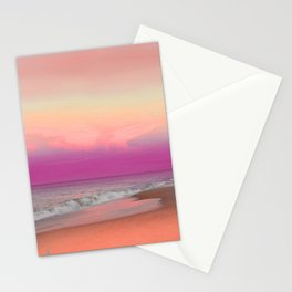 Ocean Reflection Seascape 3A Stationery Cards