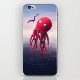 Birdwatcher iPhone Skin