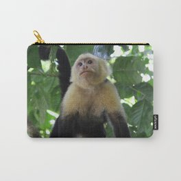 Capuchin Monkey Carry-All Pouch