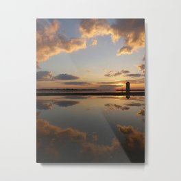 Brightlingsea Metal Print