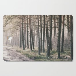 Woods in Ziepniekkalns Cutting Board
