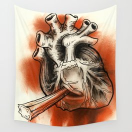 I Heart... Wall Tapestry
