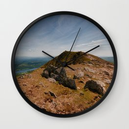 Old Man of Coniston Wall Clock
