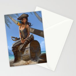 Kidds Treasure Stationery Cards