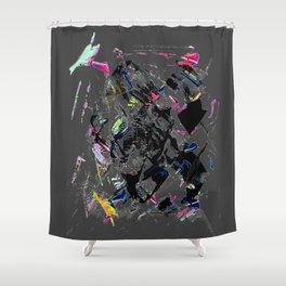 faze-d Shower Curtain