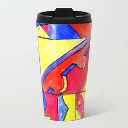 observational clockwork Travel Mug