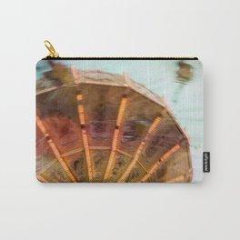 Summer Fling - Whimsical Fairground Modern Home Decor Carry-All Pouch