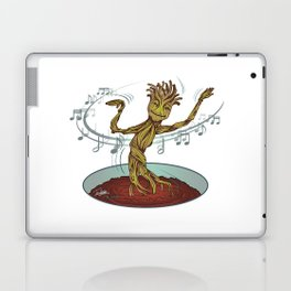 Guardians of the Galaxy - Dancing Baby GROOT Laptop & iPad Skin