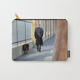The Shadow Striper's Dog Walk Carry-All Pouch