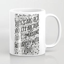 Smashing Patriarchy Coffee Mug