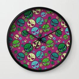 Beautiful Nightmare Wall Clock
