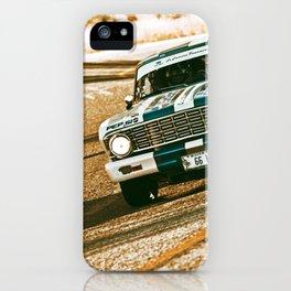 Panamericana iPhone Case