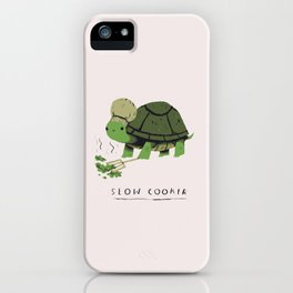 slow cooker iPhone Case