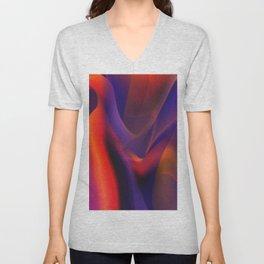 Silk Unisex V-Neck