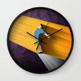 Worship Wall Clock