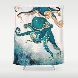 Underwater Dream V Shower Curtain