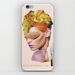 Die Kuchenfrau · hätt ich dich heut erwartet... iPhone Skin