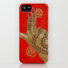 Guns n Roses iPhone Case