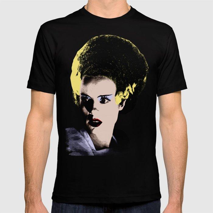 The Beautiful Bride of Frankenstein T-shirt