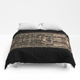 Sala Tumba de Pakal Comforters