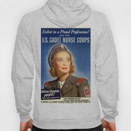 U.S Nurse corps Hoody