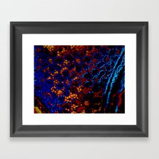 Fire Within Framed Art Print