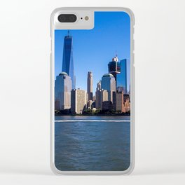 What I can I say about Manhattan Clear iPhone Case