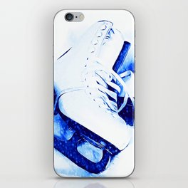 Anyone For Skating? iPhone Skin