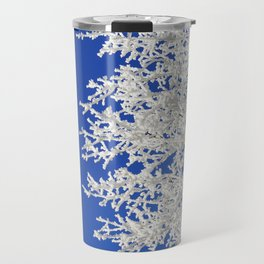 Frosty Tree Travel Mug