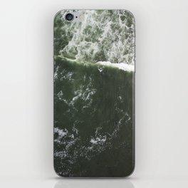Seafoam  |  Drone Photography iPhone Skin
