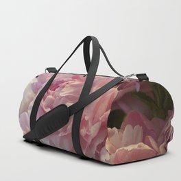 Pink Peony Passion Duffle Bag