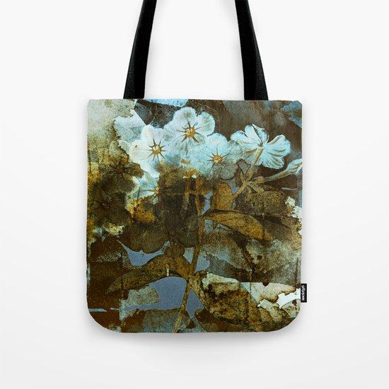 Fower in winter Tote Bag