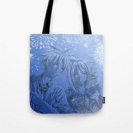 Hanabi Tote Bag
